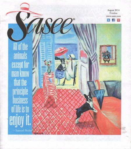 Media Scan for Sasee