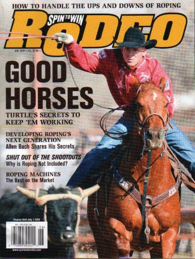 Media Scan for Spin To Win Rodeo
