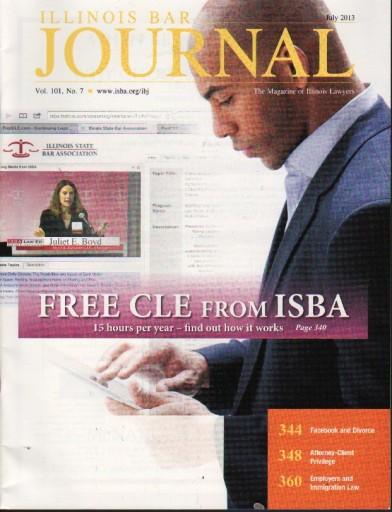 Media Scan for Illinois Bar Journal