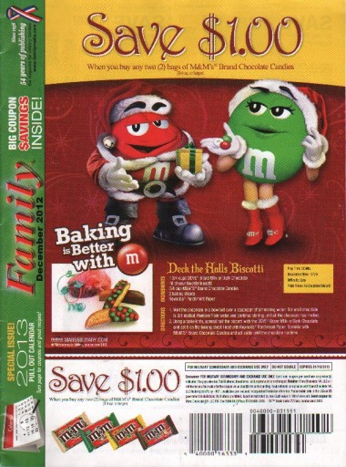 Media Scan for Family Magazine