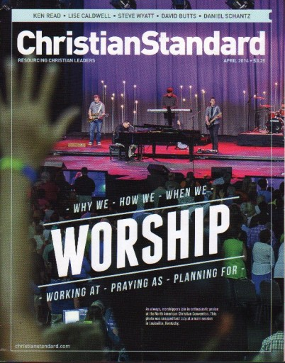 Media Scan for Christian Standard
