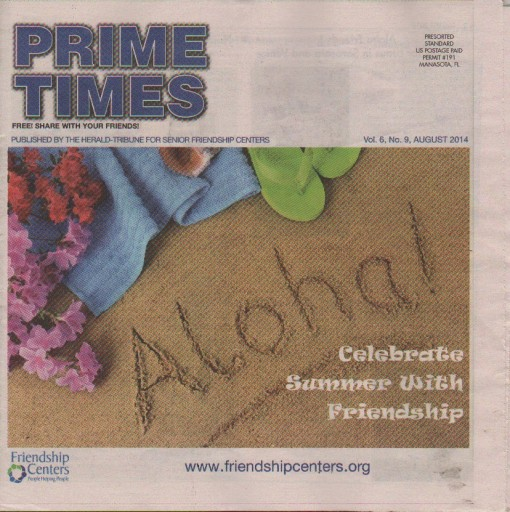 Media Scan for Sarasota Prime Times