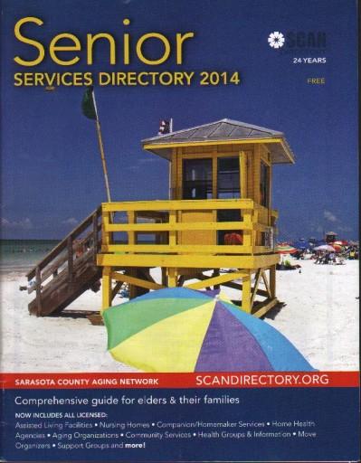 Media Scan for Senior Services Directory - Sarasota