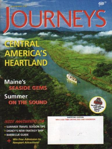 Media Scan for AAA Journeys