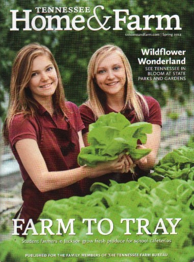 Media Scan for Tennessee Home & Farm