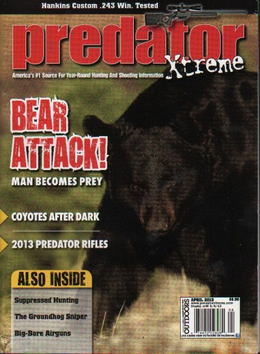 Media Scan for Predator Xtreme