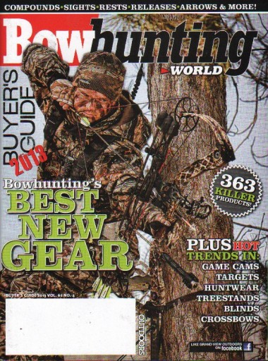 Media Scan for Bowhunting World