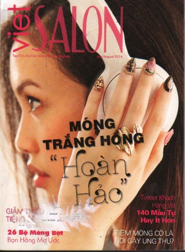 Media Scan for Viet Salon