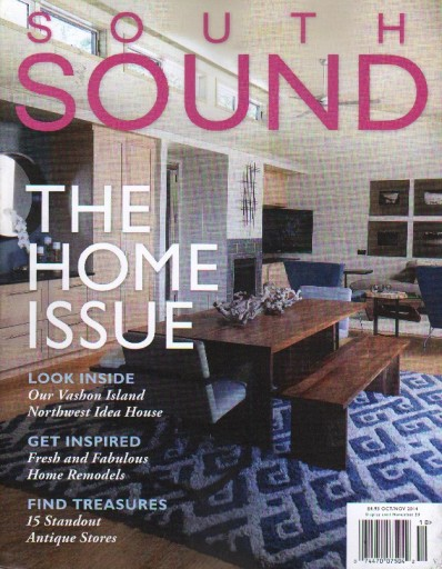 Media Scan for South Sound Magazine