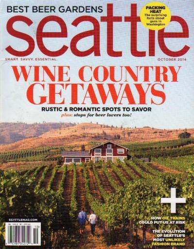 Media Scan for Seattle Magazine