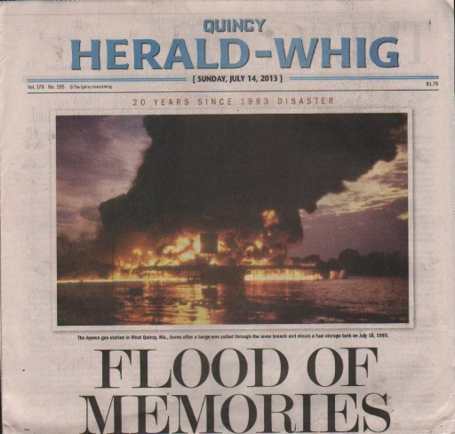 Media Scan for Quincy Herald Whig