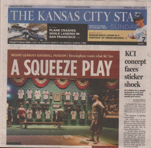 Media Scan for Kansas City Star