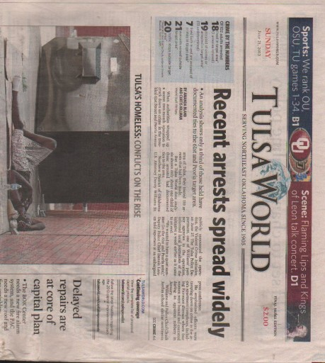 Media Scan for Tulsa World