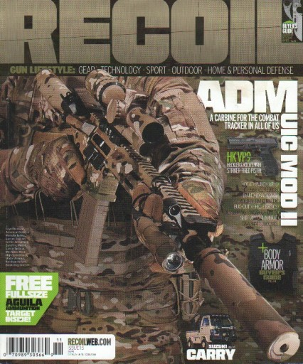 Media Scan for Recoil