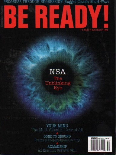 Media Scan for Be Ready!