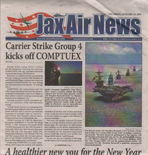 Media Scan for Jax Air News
