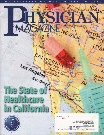 Media Scan for Physician Magazine - LA