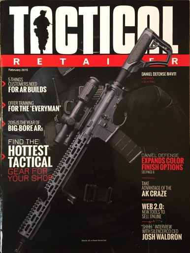 Media Scan for Tactical Retailer