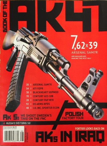 Media Scan for Book of the AK47