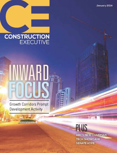 Media Scan for Construction Executive Magazine