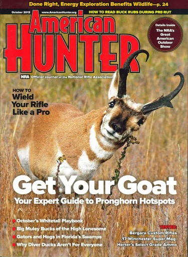 Media Scan for American Hunter