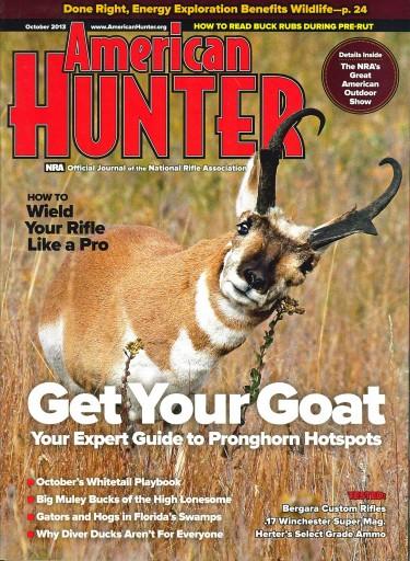 Media Scan for American Hunter