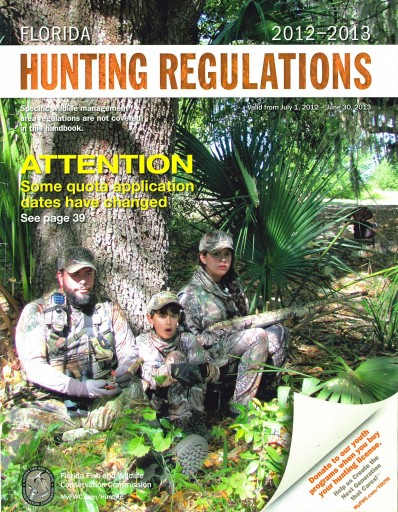 Media Scan for Florida Hunting Regulations