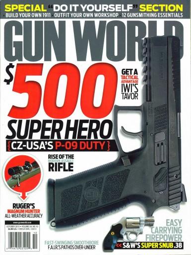 Media Scan for Gun World