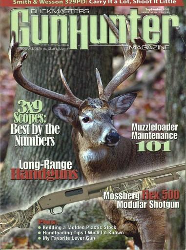 Media Scan for GunHunter Magazine