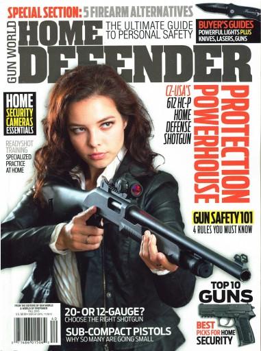 Media Scan for Home Defender