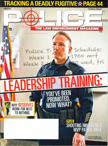 Media Scan for Police The Law Enforcement Magazine