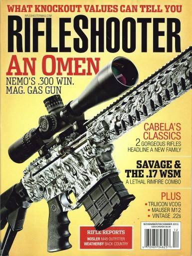 Media Scan for RifleShooter