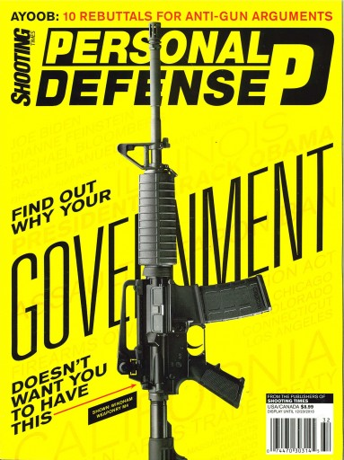 Media Scan for Shooting Times - Personal Defense