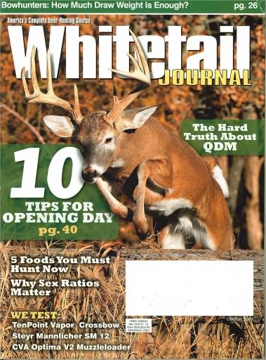 Media Scan for Whitetail Journal