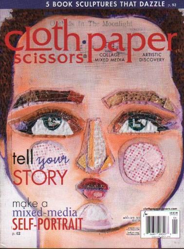 Media Scan for Cloth Paper Scissors