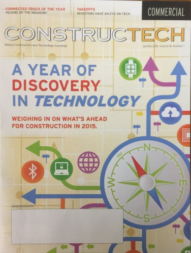 Media Scan for Constructech Commercial