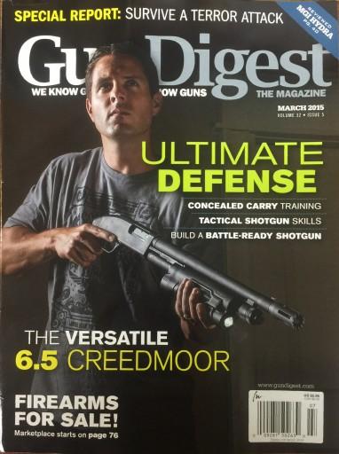 Media Scan for Gun Digest