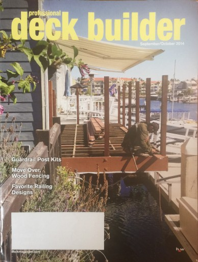 Media Scan for Professional Deck Builder