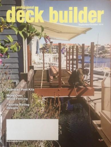 Media Scan for Professional Deck Builder