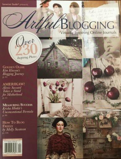 Media Scan for Artful Blogging