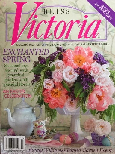 Media Scan for Victoria Magazine