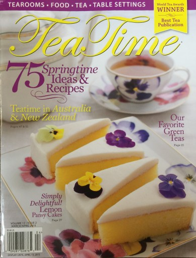 Media Scan for Tea Time