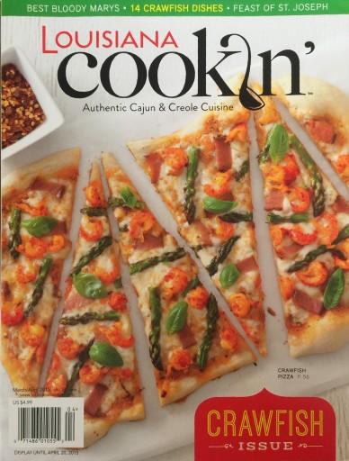 Media Scan for Louisiana Cookin