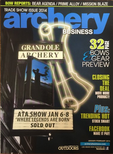 Media Scan for Archery Business