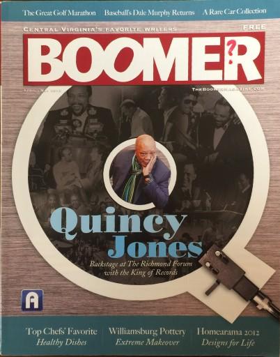 Media Scan for Richmond's Boomer Magazine