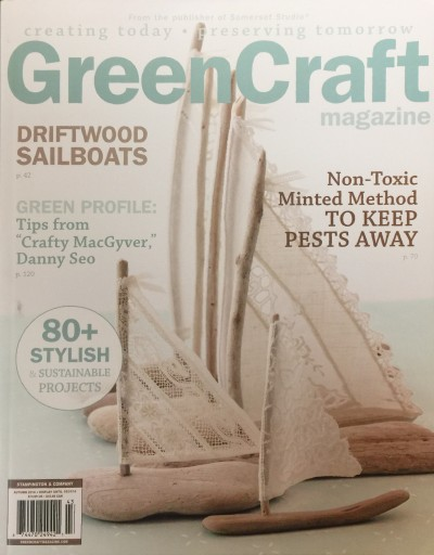 Media Scan for GreenCraft Magazine