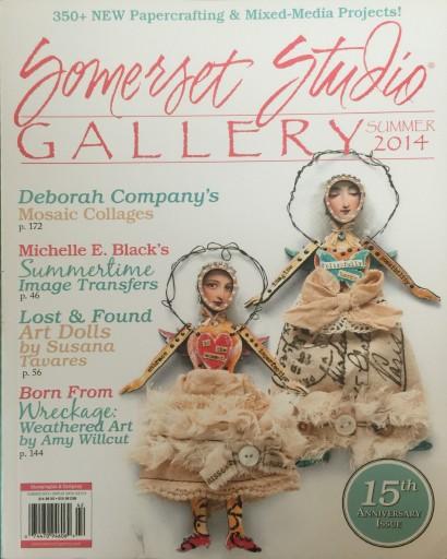 Media Scan for Somerset Studio Gallery