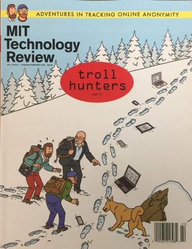 Media Scan for MIT Technology Review