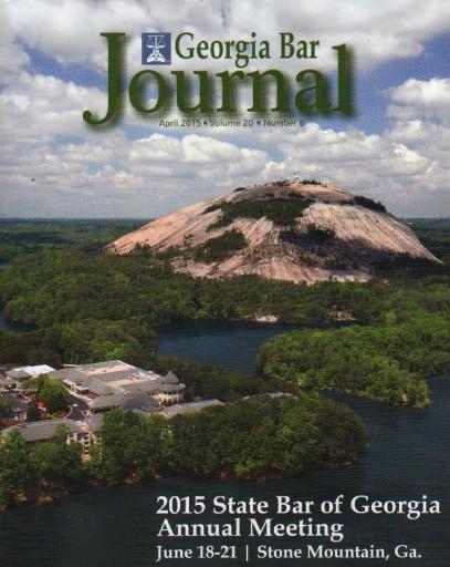 Media Scan for Georgia Bar Journal