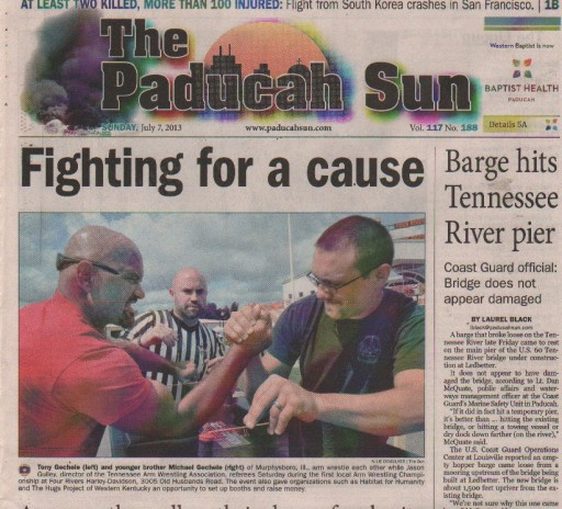 Media Scan for Paducah Sun